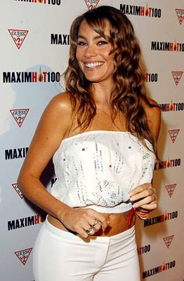 Sofia Vergara Maxim Magazine party Hollywood, CA - 4/25/2002