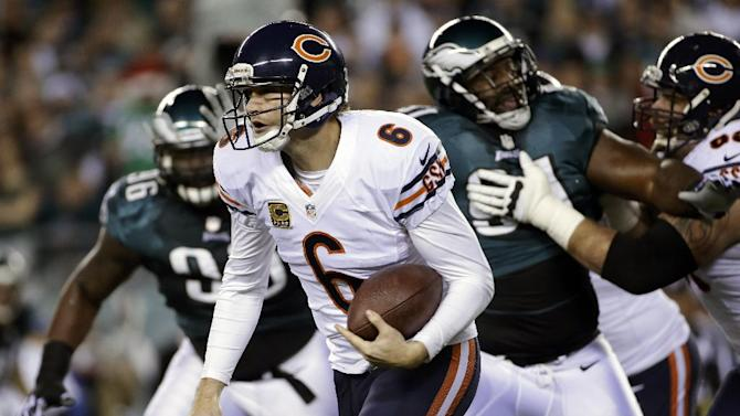 5 things to know after Eagles rout Bears 54-11