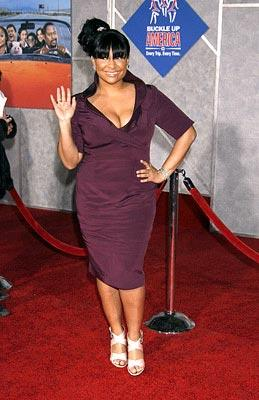 Raven Symone at the Los Angeles premiere of Walt Disney Pictures' College Road Trip