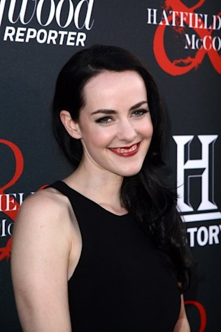 Jena Malone attends the premiere of History Channel's 'Hatfields & McCoys' held at the Milk Studios in Los Angeles on May 21, 2012 -- Getty Images