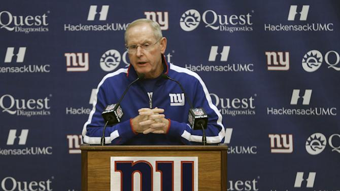Giants mum about changes, other than new attitude