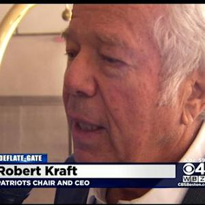 Robert Kraft Says Fans Are Most Important