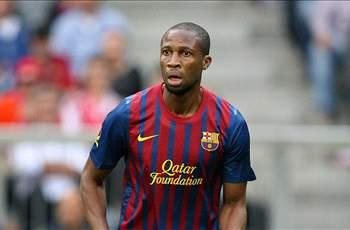 I rejected Real Madrid to join Barcelona - Keita