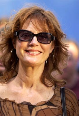 Susan Sarandon at the LA premiere of New Line's Austin Powers in Goldmember