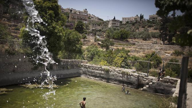 Israel says barrier to spare ancient palestinian village yahoo news