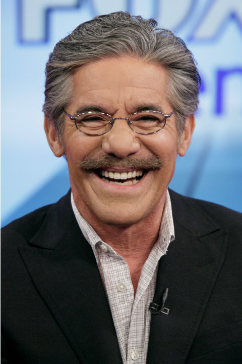 FILE - Geraldo Rivera on the …