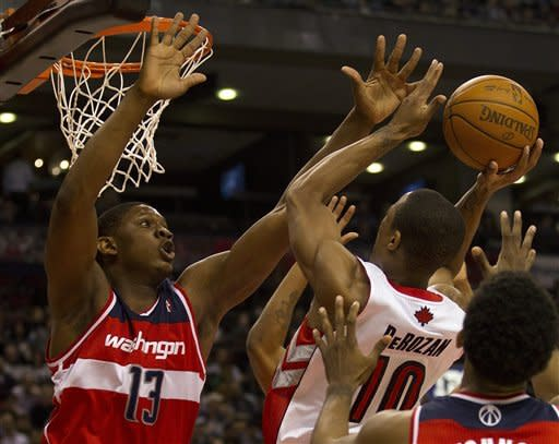 Barbosa, Johnson lead Raptors past Wizards 106-89