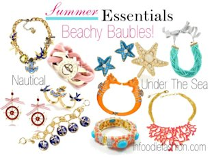 Summer Essentials: Beachy Baubles!