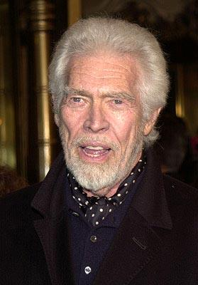 James Coburn at the Hollywood premiere of The Count of Monte Cristo