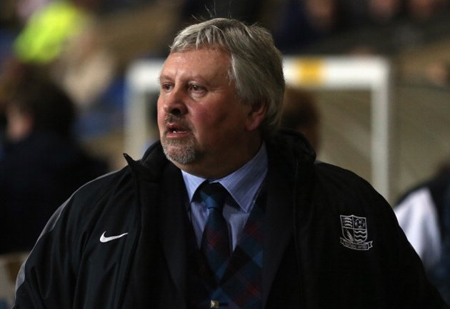 Former Southend manager Paul Sturrock (Getty)