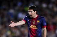 Messi insists that there is no problem with David Villa despite heated moment in Barcelona win over Granada