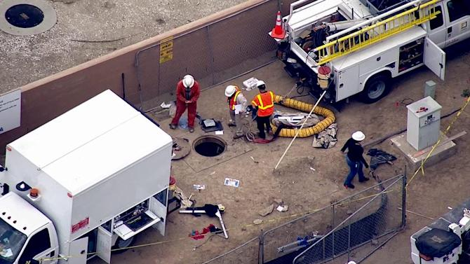 Southern California Edison worker killed in Menifee industrial accident identified