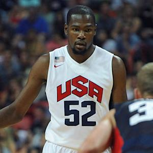 Kevin Durant's possible Under Armour deal