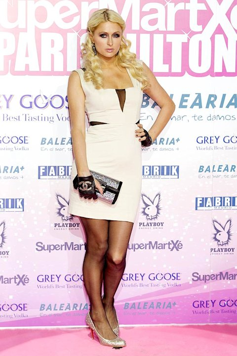 Paris Hilton MadridVIP Party
