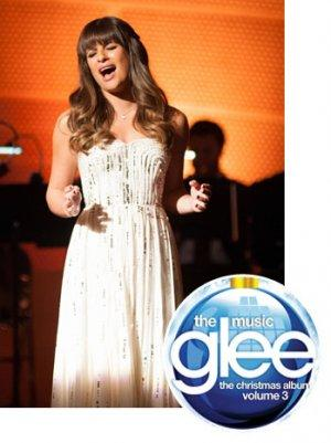 'Glee' First Listen: Lea Michele Covers 'I'll Be Home for Christmas' (Exclusive Audio)