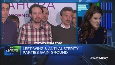 Spain's ruling parties punished in the polls