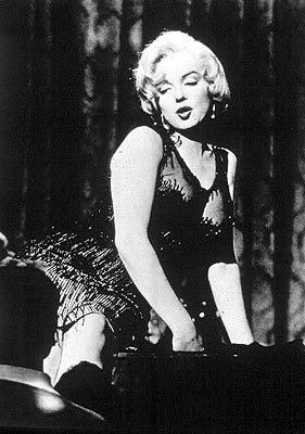 Marilyn Monroe in MGM's Some Like It Hot