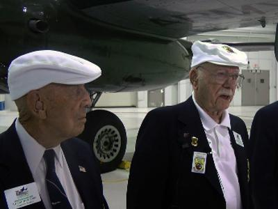 Famed World War II Aviators Hold Final Reunion