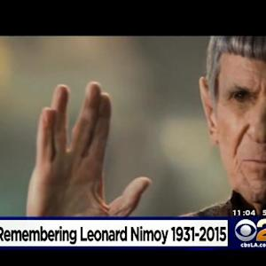Fans Gathered At Leonard Nimoy's Hollywood Star Discuss How 'Star Trek' Changed Their Lives