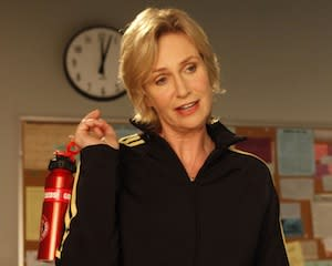 Jane Lynch on Glee Cast Shake-Up: 'It's Realistic'