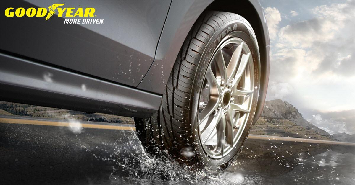 You Can Now Buy Goodyear® Tires Online