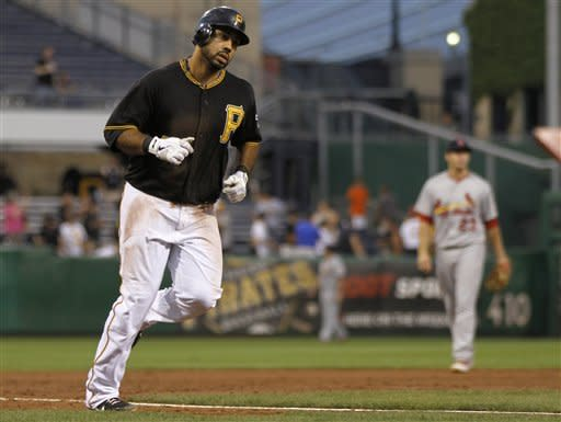 Pirates rough up Cardinals in 9-0 win