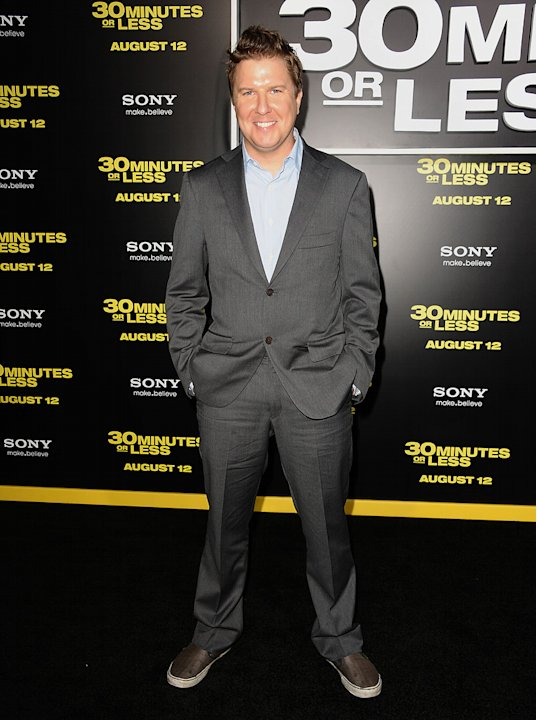 30 Minutes or Less 2011 LA Premiere Nick Swardson