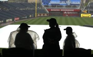 Twins-Royals rained out