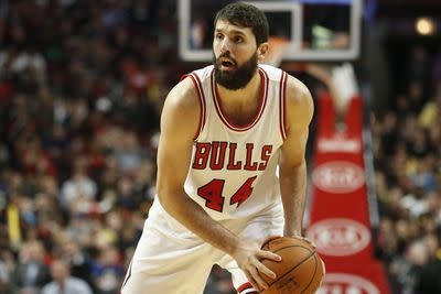 Nikola Mirotic is playing like a Rookie of the Year candidate