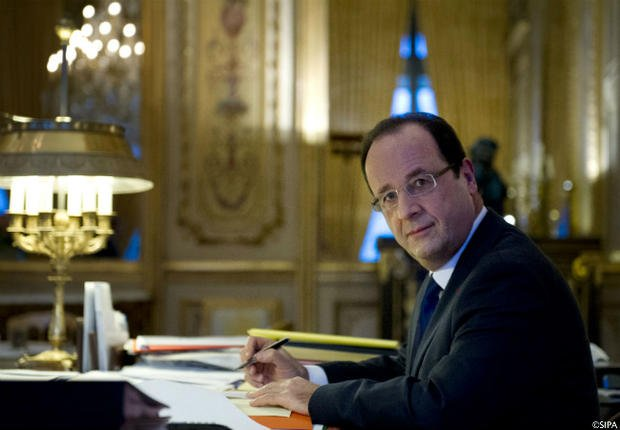Franois Hollande : Le Prsident s&#39;offre une seule journe  Nol