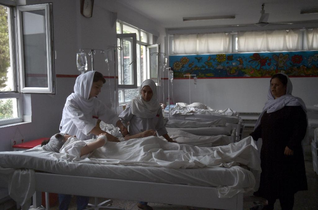 Terror and death: Survivors recount Kabul university attack