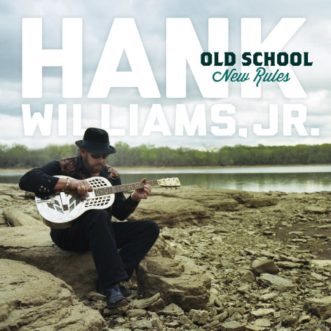"This CD cover image released by Bocephus/Blaster shows the latest release by Hank Williams, Jr., ""Old School New Rules."" (AP Photo/Bocephus/Blaster)"