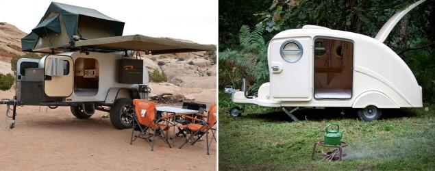 The world's coolest campers not named Airstream