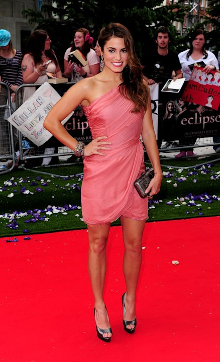 Twilight Saga Eclipse UK Premiere 2010 Nikki Reed