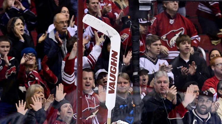 NHL: Nashville Predators at Phoenix Coyotes