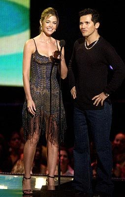 Denise Richards and John Leguizamo VH-1 Big in 2002 Awards - 12/4/2002