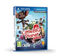 'LittleBigPlanet' (PS Vita) shares its name with two other LBP games