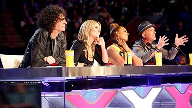 1st Look: New Judges on the Set of 'AGT'