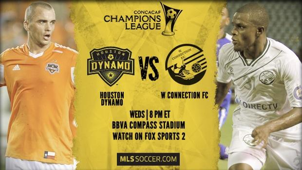 Houston Dynamo vs. W Connection | CONCACAF Champions League Match Preview