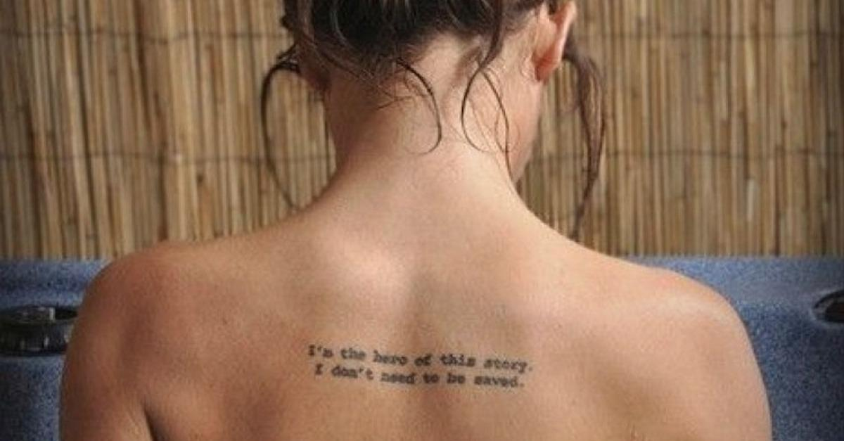 35 Tattoos Every Basic Girl Wishes She Had