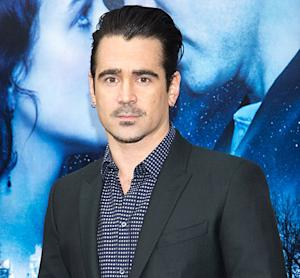 "Colin Farrell Calls Sober Sex ""Terrifying,"" Talks Sex Tape"