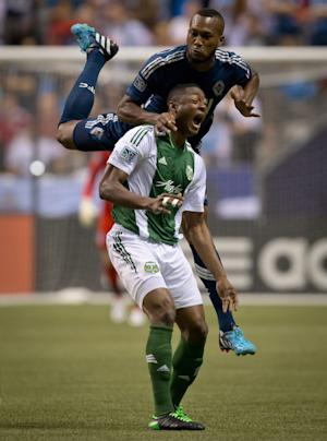 Timbers beat Whitecaps 3-0