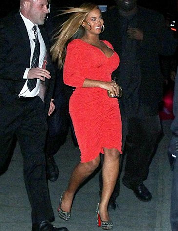 Beyonce Knowles Body on Beyonce Knowles Picked A Very Special Occasion For Her First Post Baby
