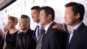 'Linsanity' Premiere Draws NBA Superstar Jeremy Lin, Coach Mike D'Antoni