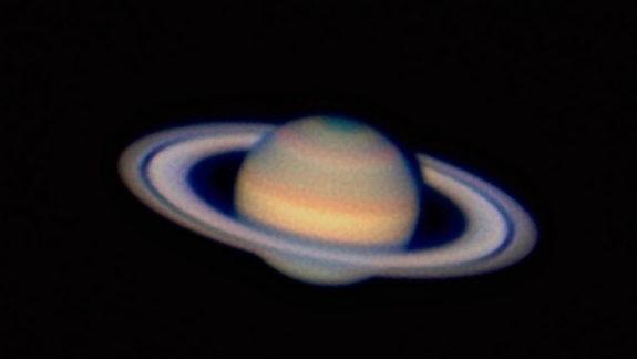 See Saturn in Stunning HD in Live Webcast Tonight