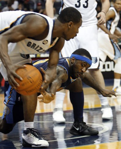 Mayo leads Grizzlies past Nuggets 100-97 in OT
