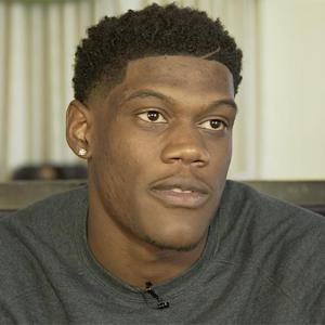 Randy Gregory: I'll be a great pro