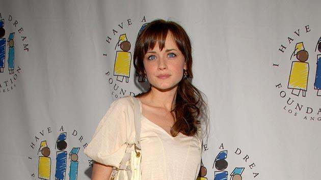 "Alexis Bledel at the ""I Have a Dream"" Los Angeles Dream Keeper Awards - 01/28/2007"