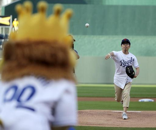 Korean 'superfan' of Royals headed back to KC