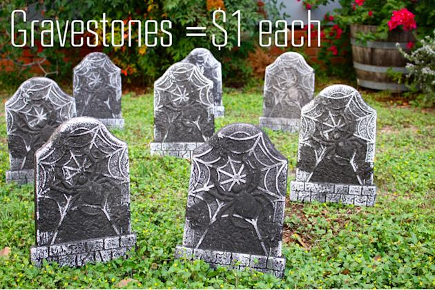 Make Your Front Yard a Graveyard